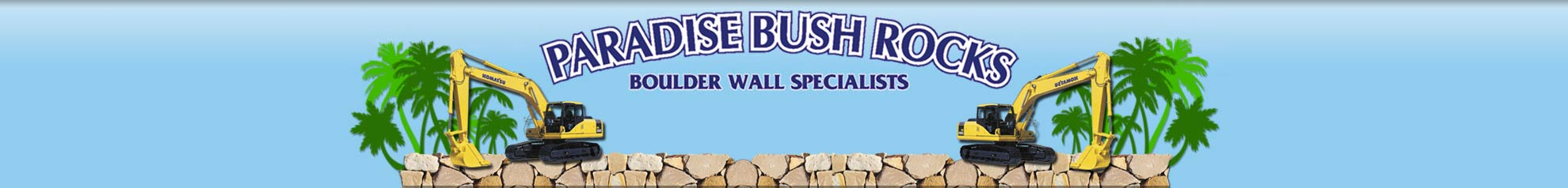 Sandstone Retaining Wall Specialists